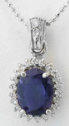 natural-iolite-pendant-diamond-halo-white-gold