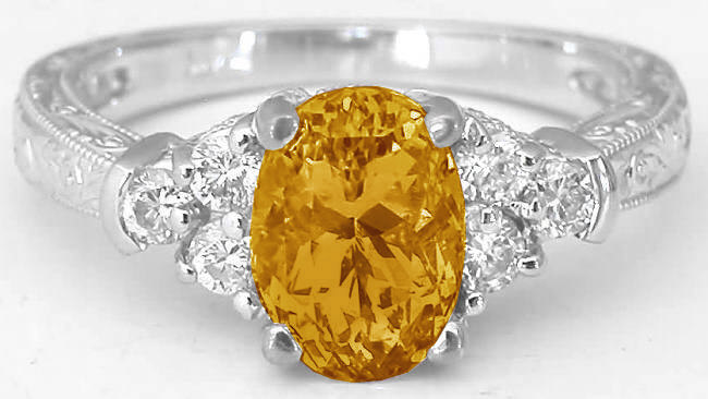 asp and anzor ring jewelry gold scripts diamond citrine white anniversary prodview