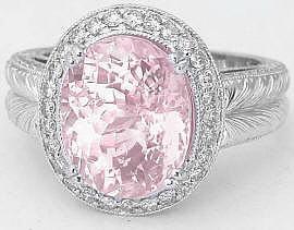 Pink Diamond Pink Sapphire