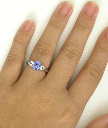 Ceylon Sapphire And Diamond Ring Designs