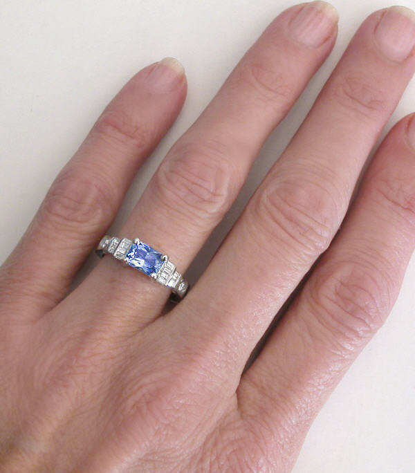 light ring outstanding engagement sapphire diamond gold pear cut rings white blue topaz