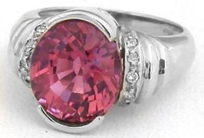 Tourmaline Rings in 14k