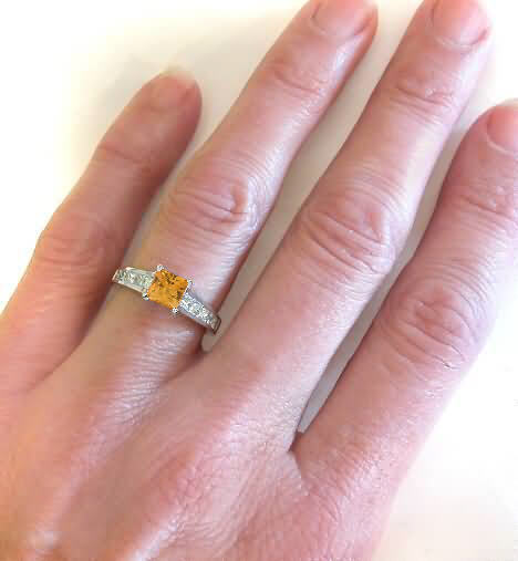 3mm Gold Wedding Band