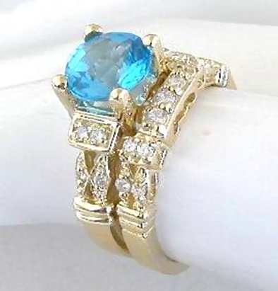 anniversary band blue earth rings stacking topaz stackable birthstone jewelry rare swiss wedding december ring products
