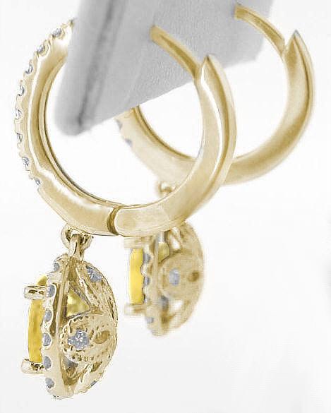 gold hoops 14k yellow gold floral hoop earrings 2 hot
