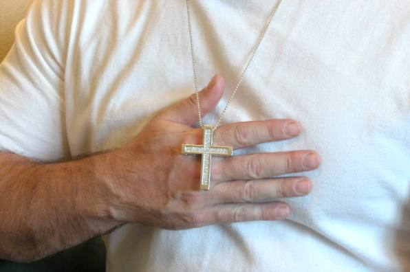 56 ctw princess cut diamond cross from myjewelrysource dp 1165 mans large diamond cross pendant mozeypictures Choice Image