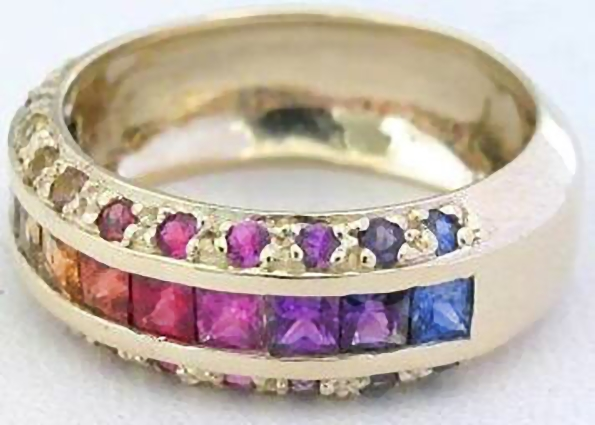 stainless dhgate cndream drop rainbow shipping men jewelry gift women for band fashion pearl wedding steel rings product from ring